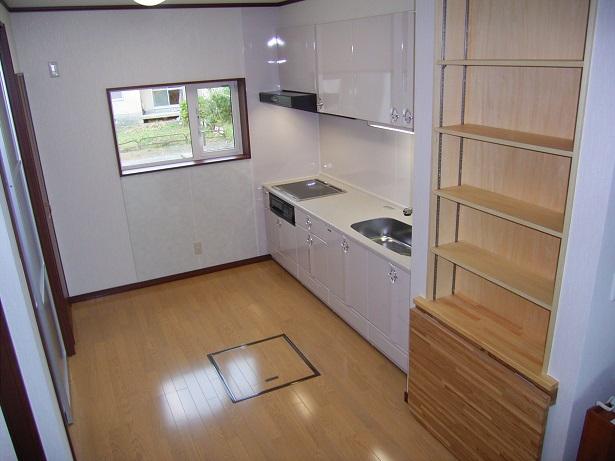 キッチン・水廻り(Bさん邸)